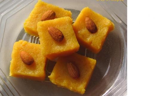 Almond/Badam Halwa