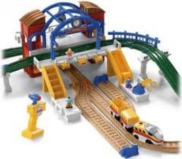 Fisher Price Geotrax Grand Central Station