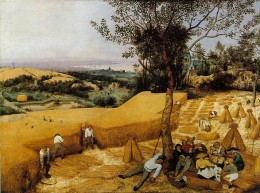 Separating Wheat from the Chaff, from huffingtonpost.com. Painting: 'The Harvesters' by Pieter Breugel