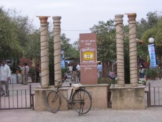 Dilli Haat New Delhi India