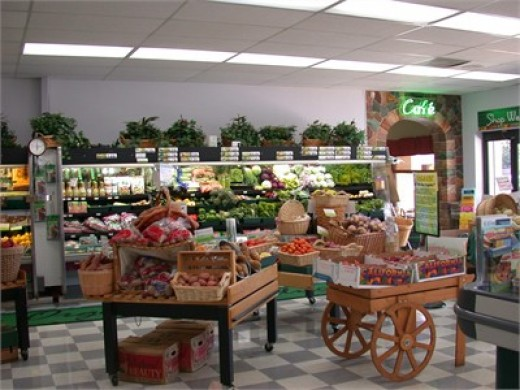 Organic grocery stores in hong kong