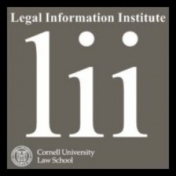 The Legal Information Institute can help you find out what is being hidden in that small print for free