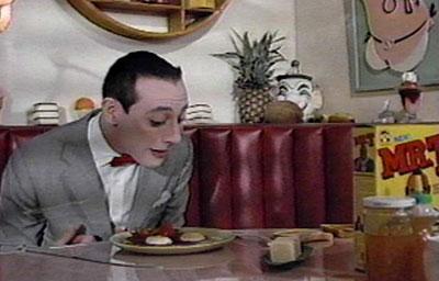 Paul Reubens is Pee-wee Herman