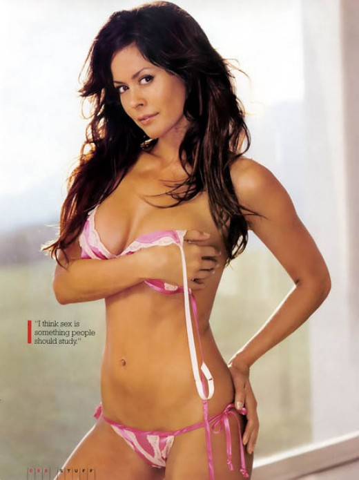 hot sexy brooke burke nude
