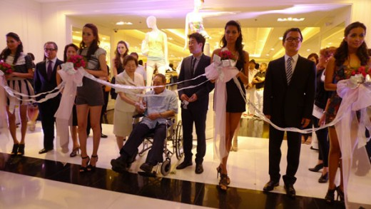 Opening of Forever 21 Philippines