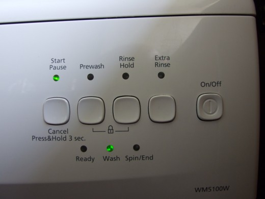 Dishwasher Controls