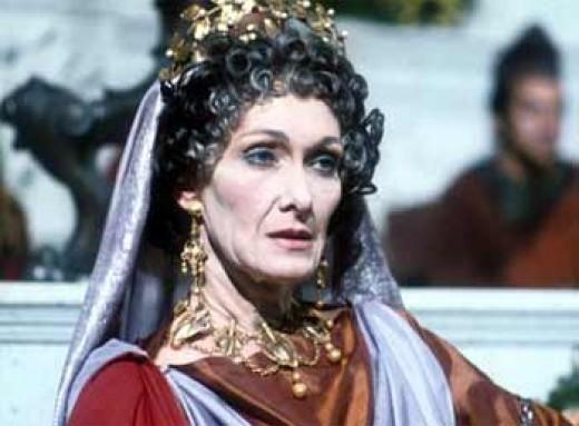 Evil matriarch and compulsive schemer...Livia