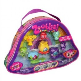 Zoobles Gift Pack Version 2