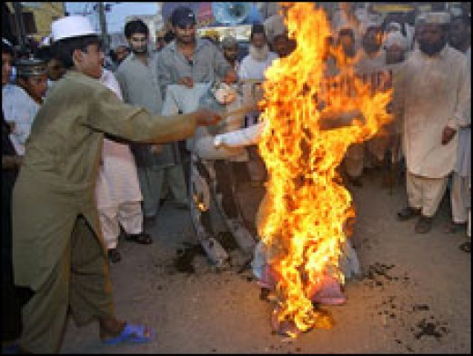 burning the koran protests