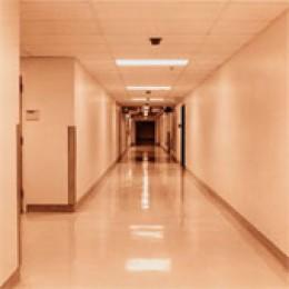 Spooky corridor