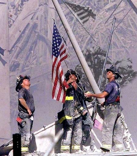 http://station59.wordpress.com/2009/09/11/never-forget-september-11th-2001/9-11-01-flag/