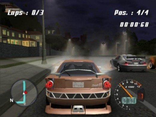 all free online car racing games