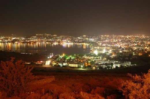 Night Bodrum
