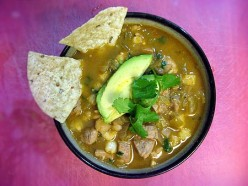 Old Fashioned Colorado Green Chili  Recipe (Verde)