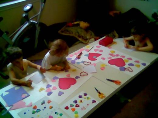 Preschool Homeschooling image via WikiMedia Commons