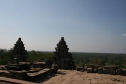 View across the top of Bakheng