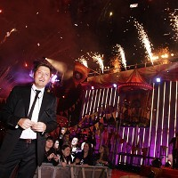 Ultimate Winner Brian Dowling