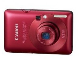 Canon PowerShot SD780IS 12.1 MP Digital Camera with 3x Optical Image Stabilized Zoom and 2.5-inch LCD