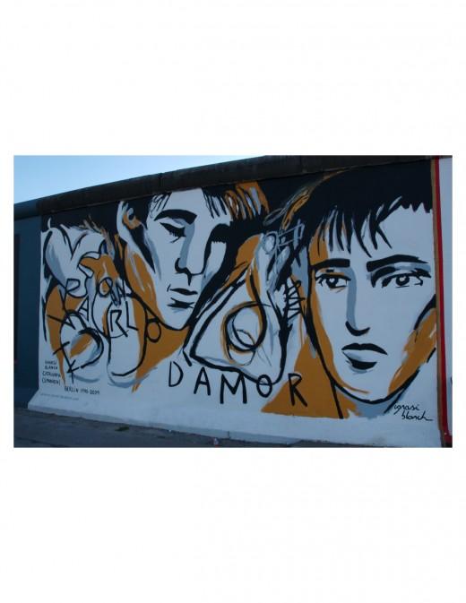 Berlin Wall - East Gallery