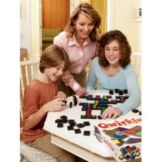 Qwirkle Board Game