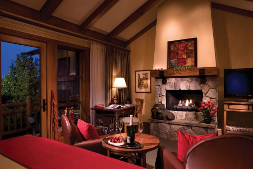 Lodging at SunRiver