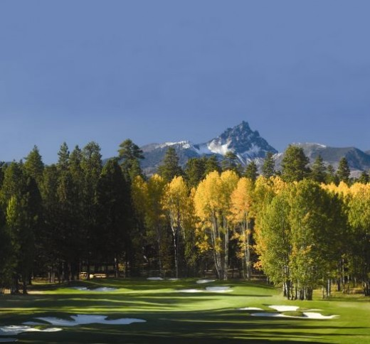 Golf course at Black Butte Ranch