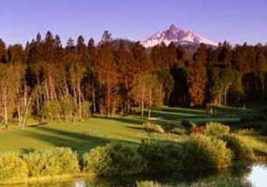Black Butte golf