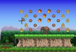 Monkey Flight in Action