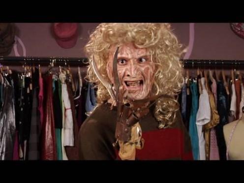 Martha Stewart / Freddy Krueger