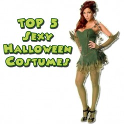 Top 5 Sexy Halloween Costume Ideas for this year