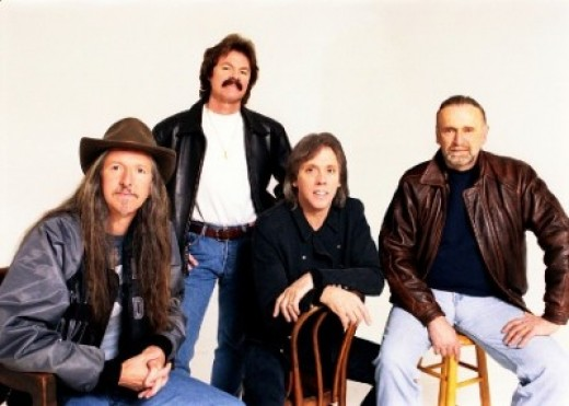 Looking good, sounding great, the Doobie Brothers are classic rock and roll.