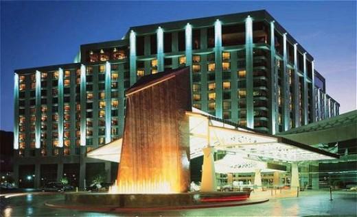 The perfect vacation get away The Pechanga Resort and Casino.