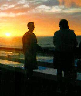 - San Clemente Sunset -