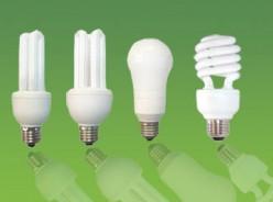 25 Ways to Save Energy