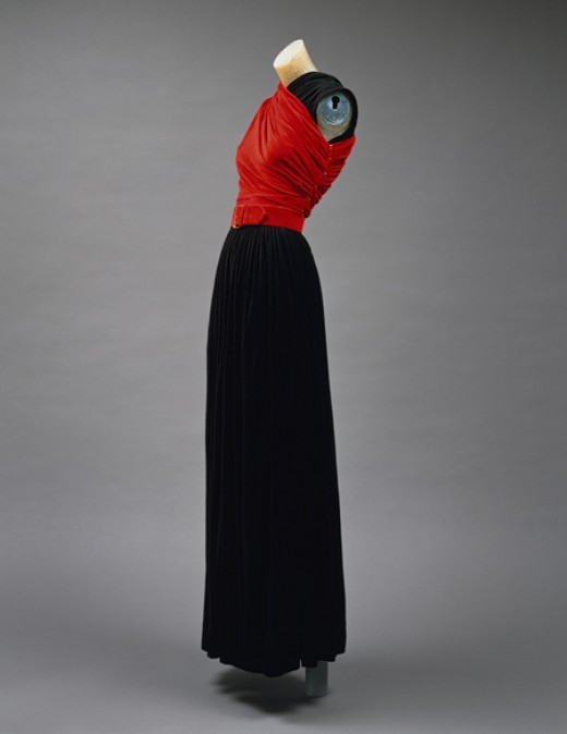 Claire McCardell Gown