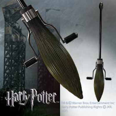 Harry Potter Brooms and Props