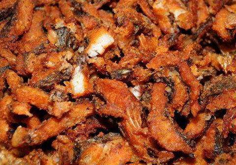 Tilapia Fillet Fries