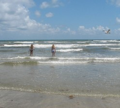 Galveston Island vacation
