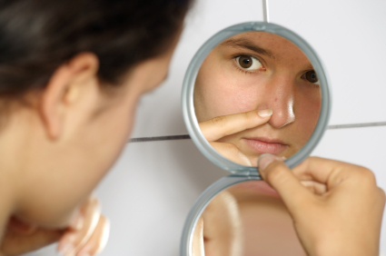 It's hard to figure out, sometimes, just how to get rid of pimples, but it is possible!