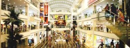 Inside Shipra Mall
