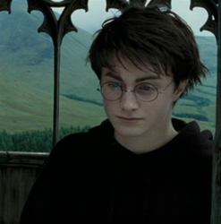 Harry Potter Glasses from the movie
