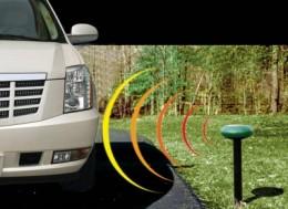 Wireless Driveway Alarm