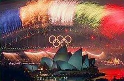 Games hosts Sydney. Sydney Olympic Games  10 years on...