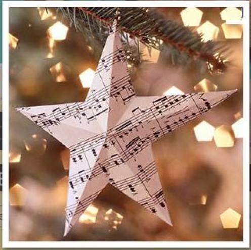 Christmas Song List Ornament Photo credit: http://justorganizeyourself.blogspot.com/