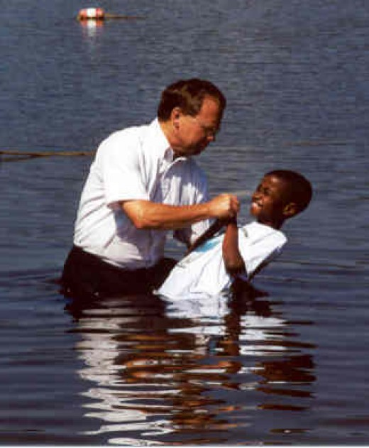 The Christian Water Baptism