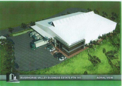 Riverhorse valley warehouse