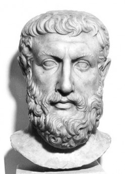Greek Philosopher: Parmenides