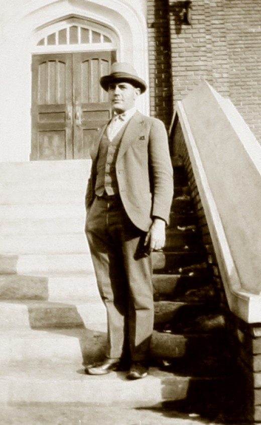 My Grandfather Anderson