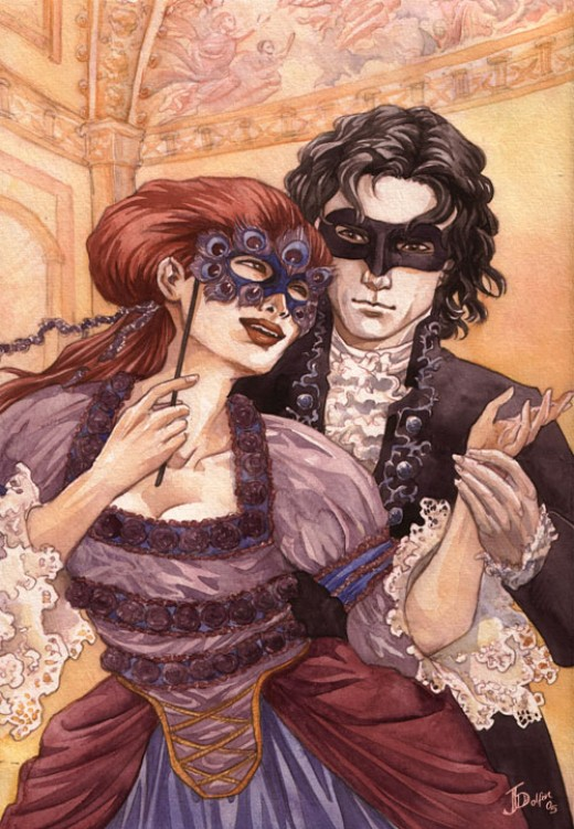 Download Masquerade Party Decorations