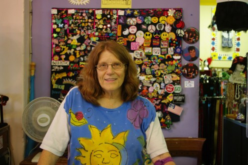 Owner Arlene Leaf has owned and operated The Other Side since 1979